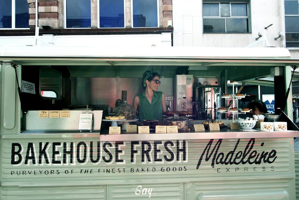 Sarah Madeline Express