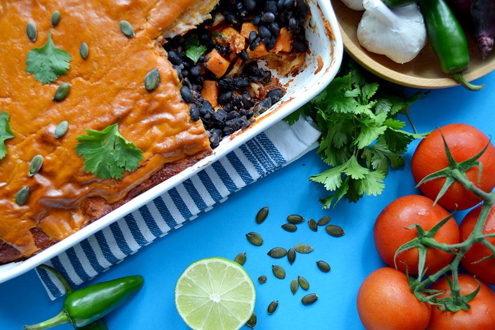 Enchilada Lasagne 3