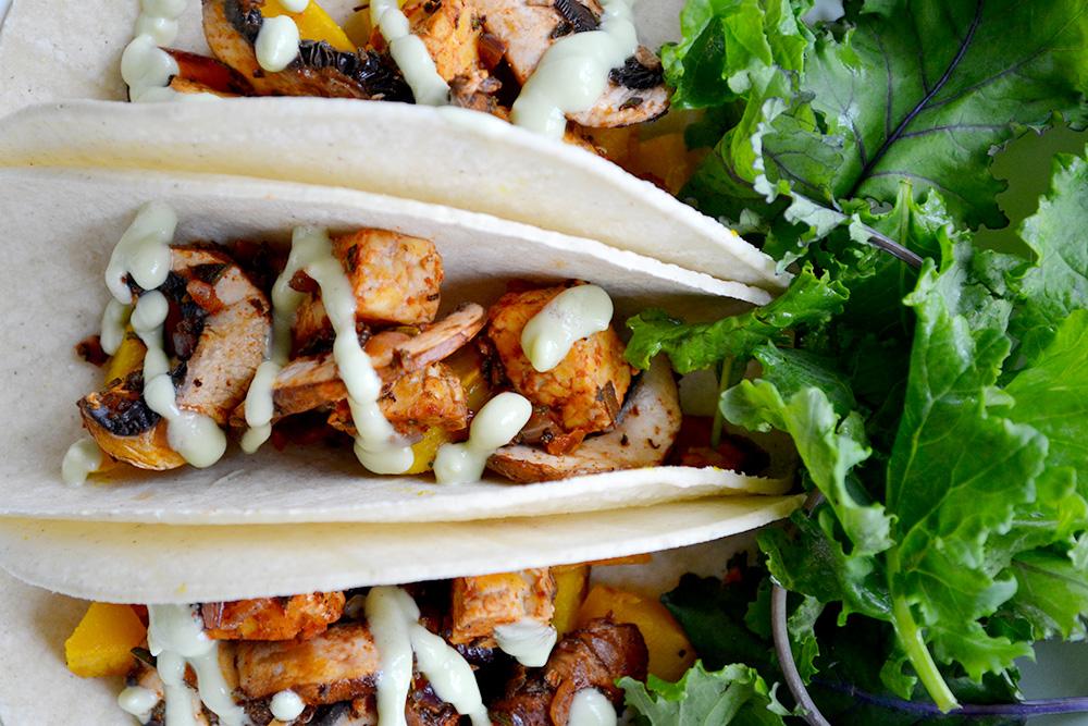 Sassy squash tacos 3