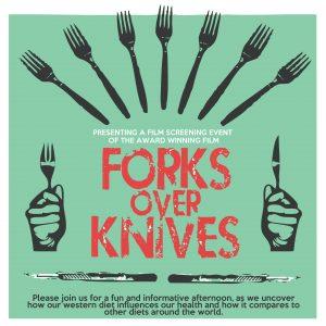 Forks Over Knives Screening – October 29th