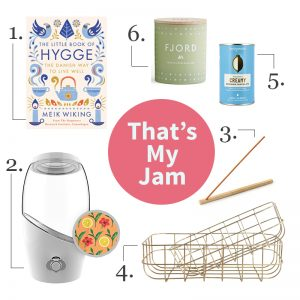 That's My Jam – August