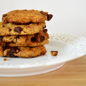 Best Damn Vegan Chocolate Chip Cookies EVER