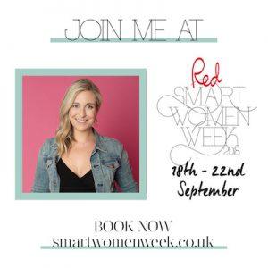 22nd SEPTEMBER: Red Smart Women Week