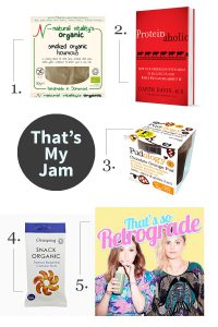 That's My Jam – October