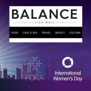 8th MARCH: Will feminism change the face of wellness?